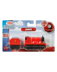 Thomas & Friends TrackMaster James Push Along Asst