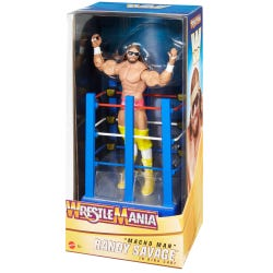 WWE WrestleMania Celebration Asst