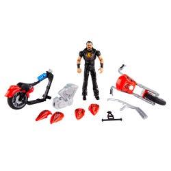 WWE Wrekkin Motorbike