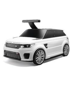 Range Rover Ride-On/Suitcase - White