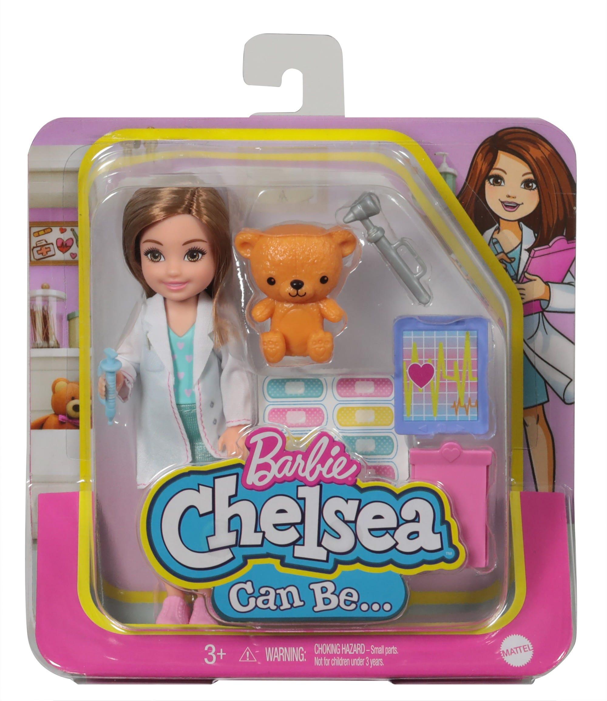 Barbie Chelsea Core Careers Asstortment