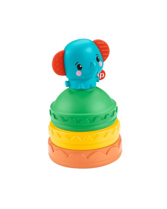 Fisher Price Busy BFFs! - Stacking Elephant