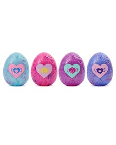 Hatchimals Pixies, Cosmic Candy Pixie with 2 Accessories and Exclusive CollEGGtible