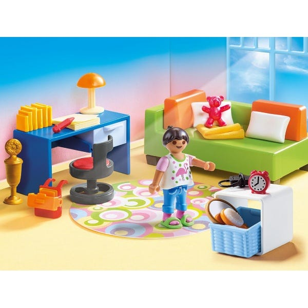 Playmobil 70209 Dollhouse Childrens Room