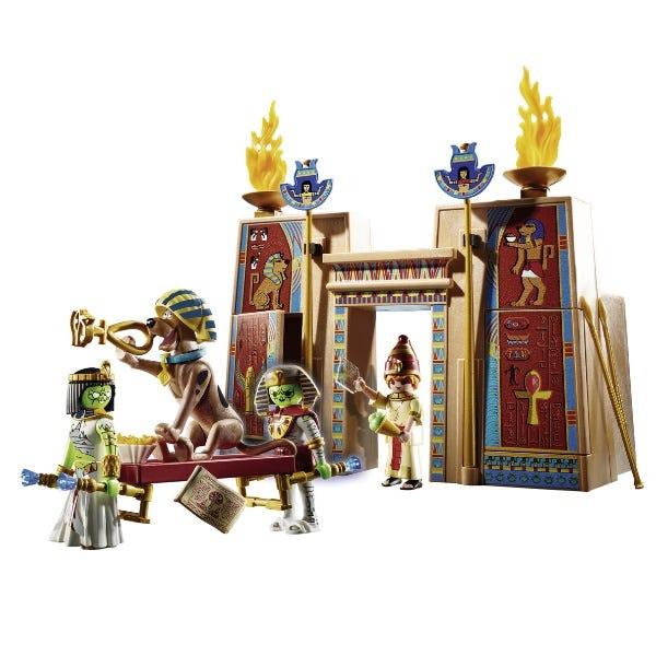 Playmobil 70365 Scooby Doo! Adventure In Egypt