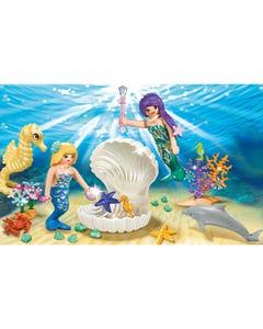 Playmobil 9324 Mermaid Carry Case