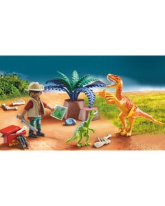 Playmobil 70108 Dinosaur Explorer Carry Case