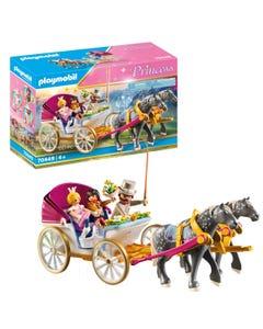 Playmobil 70449 Princess Horse Drawn Carriage