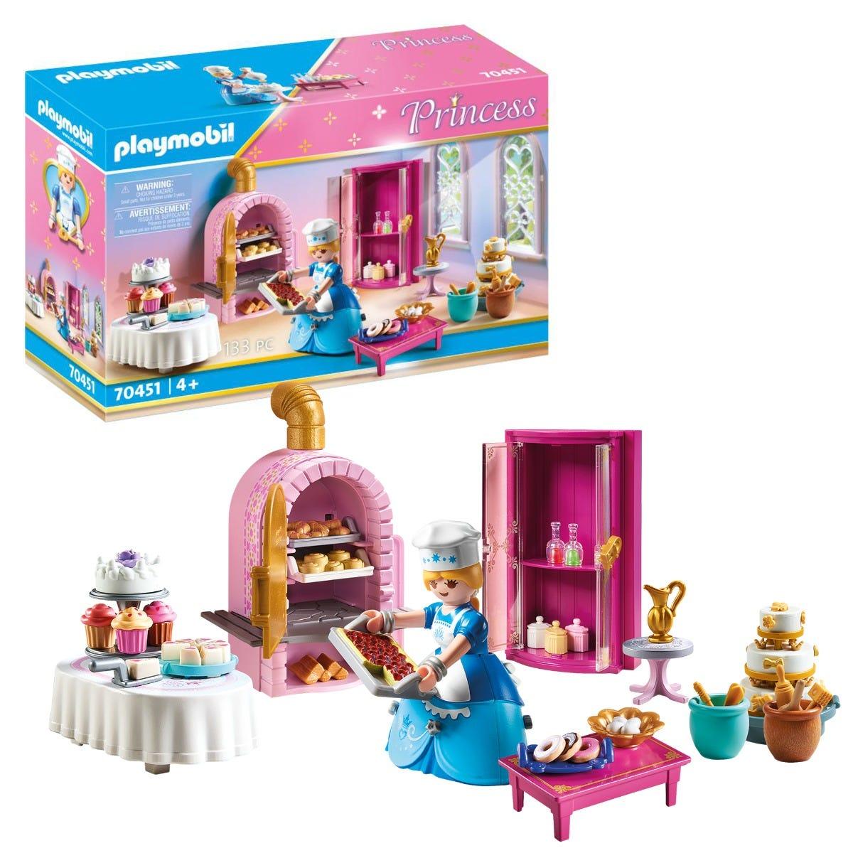 Playmobil 70451 Princess Bakery