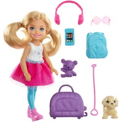 Barbie Doll And Accessories