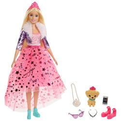 Barbie Princess Adventure Deluxe Princess Doll: Dog