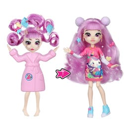 Fail Fix S1 Makeover Doll - Kawaii Qtee