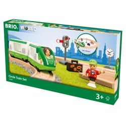BRIO World - Circle Train Set