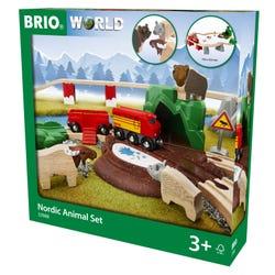 BRIO World - Nordic Animal Set