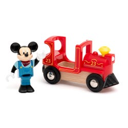 BRIO Disney Mickey Mouse & Engine