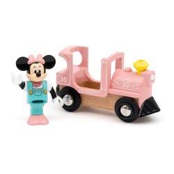 BRIO Disney Minnie Mouse & Engine