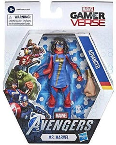 Hasbro Marvel Gamerverse Figure Assortment Video Game-Inspired - Assortment