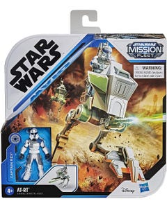 Star Wars Mission Fleet Expedition Class Figure and Vehicle