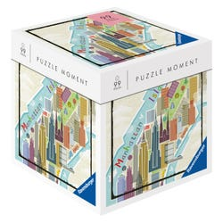 Ravensburger 99 Piece Puzzle Moments Jigsaw Puzzle - New York
