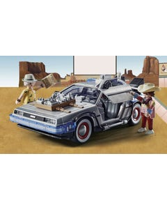 Playmobil 70576 Back To The Future© Western Advent Calendar