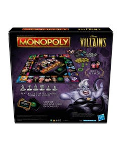 Monopoly: Disney Villains Edition Board Game