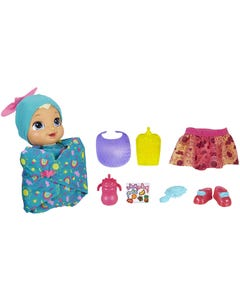 Baby Alive Baby Grows Up Happy Hope or Merry Meadow, Growing and Talking Baby Doll - Assortment