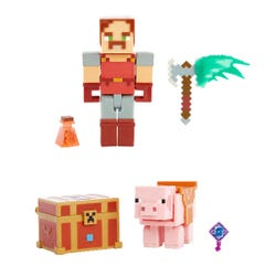 "Minecraft Dungeons 3.25"" Figure Assortment"