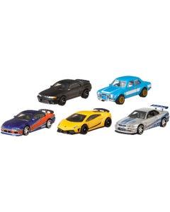 Hot Wheels Fast & Furious Vehicle Assortment