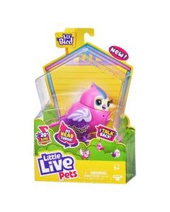 Little Live Pets Lil Bird S10  (3 Asst)