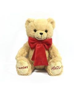 Hamleys Bear With Bowtie