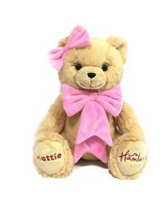 Hamleys Bear With Bow
