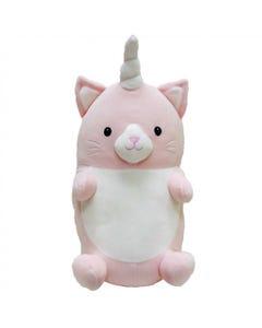 36Cm Huggabls Cat Unicorn