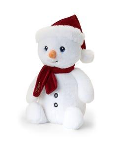 Keel Toys Keeleco Snowman W/Hat & Scarf (20cm)