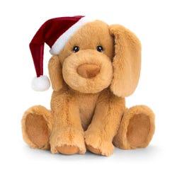 Keel Toys Keeleco Puppy W/Hat (25cm)