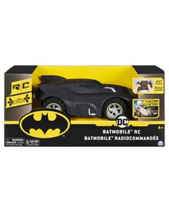 Batman Batmobile Remote Control Vehicle 120 Scale, For Kids Aged 4 And Up