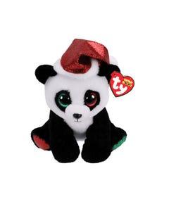 TY Pandy Claus Beanie Boo