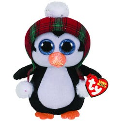 TY Cheer Penguin Beanie Boo