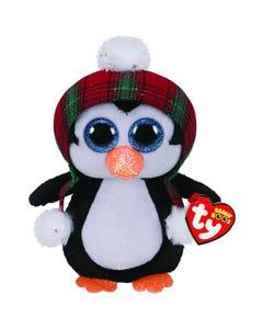 TY Cheer Penguin Beanie Boo