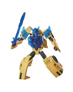 Transformers Bumblebee Cyberverse Adventures Battle Call Trooper Class