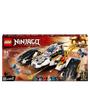 LEGO NINJAGO Legacy Ultra Sonic Raider Motorbike Set 71739