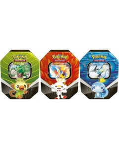 Pokemon TCG: Galar Partners Tins (Spring Tin 2020) Assortment