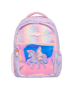 Smiggle Unicorn Lilac Backpack - Sky Collection