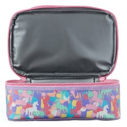Smiggle Unicorn Double-decker Lunchbag - Illusion Collection
