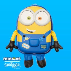 Smiggle Minions Hardtop Pencil Case - Minions Collection