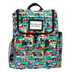 Smiggle Transport Ready Set Backpack - Teeny Tiny Big Adventures Collection