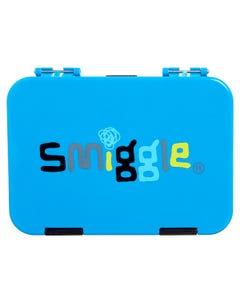 Smiggle Mid-Blue Bento Box