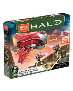 Mega Construx Halo Banshee Breakout
