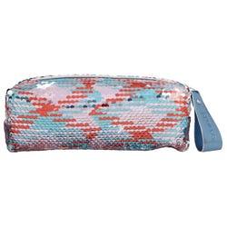 Topmodel Pencil Tube Reversible Sequins Blue
