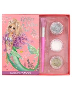 Fantasy Model Glitter Tattoo Set Mermaid