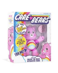 Care Bears Unlock The Magic Interactive Figures Plus Coin